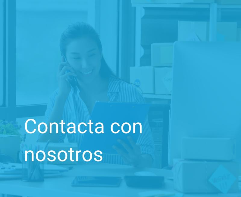 contacto Atlas Proyectos Informáticos